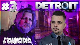 Detroit: Become Human - #3 : L'OMICIDIO