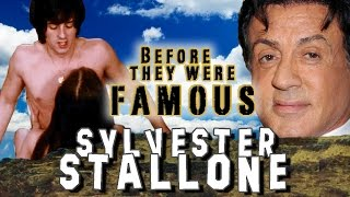 SYLVESTER STALLONE - Before They Were Famous - BIOGRAPHY