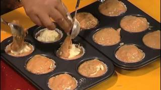 Alpana Habib's Recipe: Carrot Cake Muffins