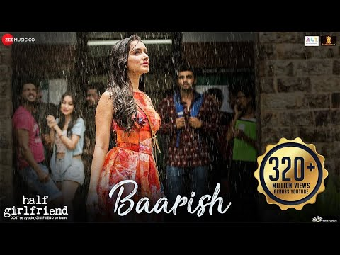 Xxx Mp4 Baarish Full Video Half Girlfriend Arjun Kapoor Amp Shraddha Kapoor Ash King Sashaa Tanishk 3gp Sex