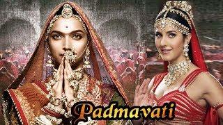 Katrina Kaif's SEDUCTIVE ITEM SONG In Padmavati