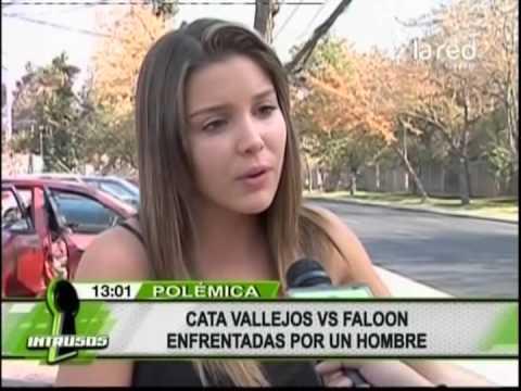 Cata Vallejos y Faloon se enfrentan por el amor de Karol Dance