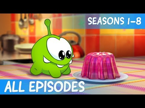 Cut the Rope: Om Nom Stories Seasons 1-8 - ALL EPISODES