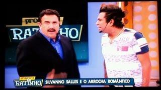 MINHA DOBLÔ - SILVANNO SALLES - PROGRAMAS DE TV E CELEBRIDADES