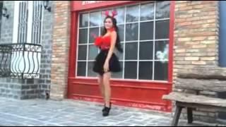 Xem Hot girl Ny Saki nhảy dance