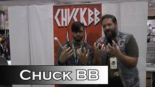 Chuck BB - Black Metal - Comikazi 2015 - NerdCulture