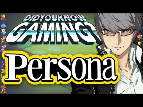 Persona Did You Know Gaming Feat. Boku No Eruption