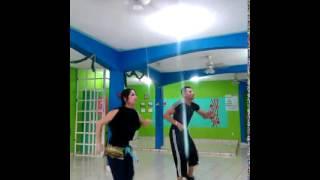 Zumba Mario Saltiel Burgueño  & Elisabet Calvillo