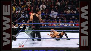 Maven vs. The Underaker: Hardcore Chapionsip Match - SmackDown, Feb. 7, 2002