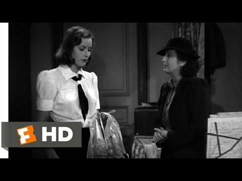 Ninotchka 9 10 Movie CLIP Endangered By Underwear 1939 HD