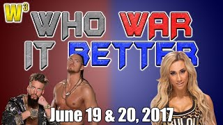 Enzo & Cass Mystery Solved! Carmella Controversy! | Who War It Better