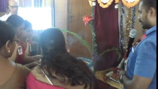 LIVE: vinayagar Chaturthi Celebration 2017