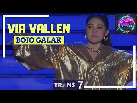 BOJO GALAK - VIA VALLEN  ['VIA VALLEN' DANGDUT NEVER DIES (01/05/18)] mp3