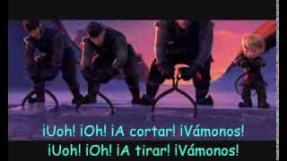 Corazón de hielo - Frozen (con letra)