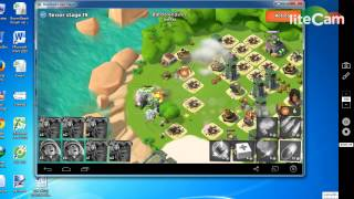 Boom Beach - How to destroy Boom Cannon with Tanks?