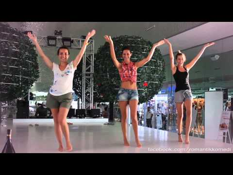 Romantik Komedi 2 Bekarlığa Veda Dans Backstage