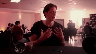 Castle Rock - Bill Skarsgård Interview