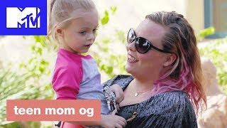 'Visiting Mommy' Official Sneak Peek | Teen Mom OG (Season 7) | MTV