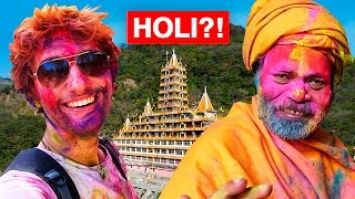 WHAT IS HOLI?! | Indian Festivals