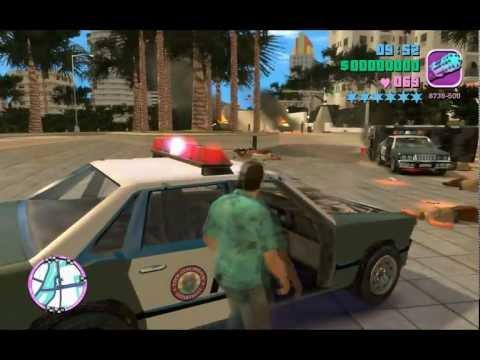 GTA Vice City Rage Gameplay №2