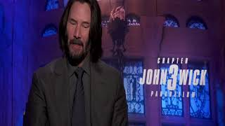"Keanu Reeves on Asian roots, and how John Wick's love story is ""fundamental"""