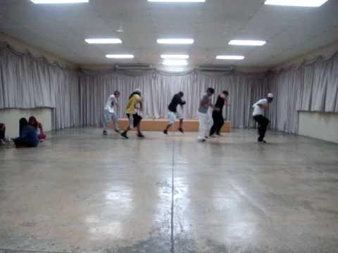 ensayo bailarines de wisin y yandel juan k flow