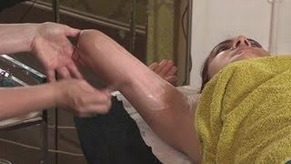How To Wax An Arm