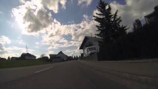 Braunauer Sprinttriathlon - Radstrecke