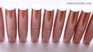 14 Lakme Creaseless lipsticks Review, Shades & Swatches