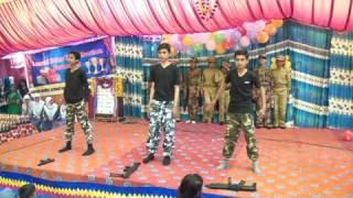 Ahsan Public School Sankhatra( District Narowal)     Ay watan tera ishara aa gyaa