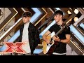 Download Video Brothers Sean and Conor Price wow with Along the Watchtower | Auditions Week 3 | The X Factor 2017 3GP MP4 FLV