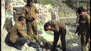 Dasbasi kendi 1992 Qarabag muharibesi-konulluler. Cebrayil ray