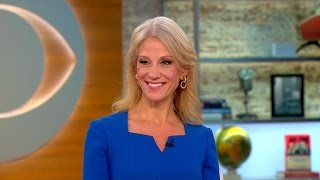 Kellyanne Conway on unverified Trump-Russia intel claims