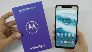 Motorola One Power Unboxing & Overview Including Camera Samples