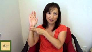 Acupressure Points For Insomnia - Massage Monday #95