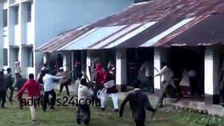 10 injured in Barguna polls-time clash