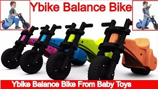 Ybike Balance Bike   Toddler Ride On Toys    By YBIKE   From Baby Toys