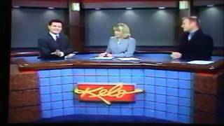 CMGUS VCR CLASSIC: KELO JAY TROBEC WEATHER REPORT KELOLAND CBS 15 AUGUST 2002