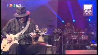 Santana (Saturday Show) - Live at Java Jazz Festival 2011 (Full Concert)