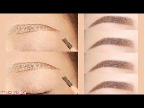 Xxx Mp4 Easy Eyebrow Tutorial Perfect Eyebrows In 3 Minutes 3gp Sex