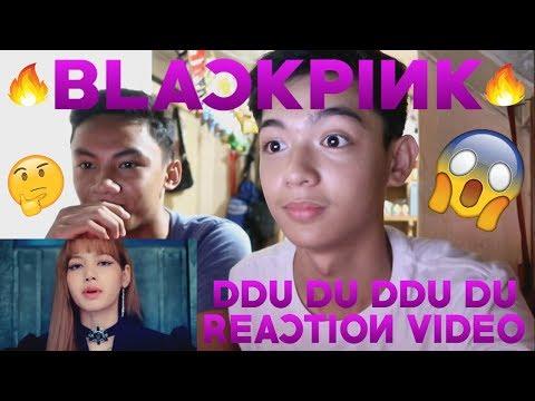 REACTING TO BLACKPINK - '뚜두뚜두 (DDU-DU DDU-DU)' M/V