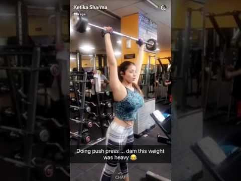 Xxx Mp4 Ketika Sharma Workout 3gp Sex