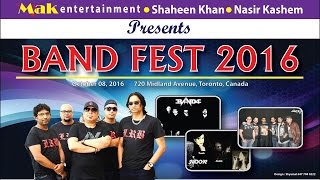 LRB & Band Fest 2016 in Toronto