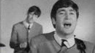 Beatles She Loves You (With Lyrics)