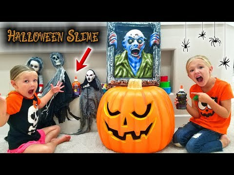 Xxx Mp4 Find Your Slime Ingredients Challenge Creepy Halloween Edition 3gp Sex