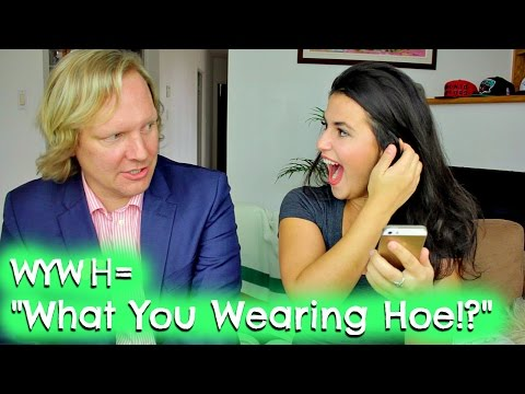 5 STUPID THINGS TEENS TEXT Feat Jonathan Torrens from Trailer Park Boys