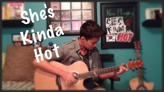 She's Kinda Hot - 5 Seconds of Summer (5SOS) - Fingerstyle Guitar Cover