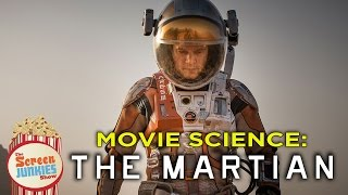 Movie Science: The Martian
