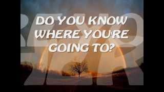 DO YOU KNOW WHERE YOU