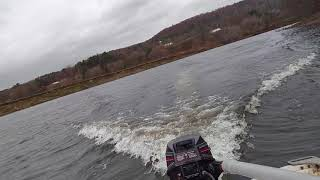 1990 Force 15 HP Outboard Running Rough!